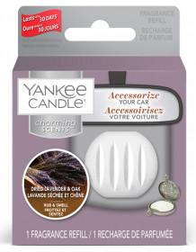Náhradní náplň Charming Scents, Yankee Candle Dried Lavender & Oak, provonění až 30 dní