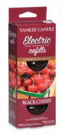Náhradní náplň do el. zásuvky, 2ks, Yankee Candle Electric Black Cherry