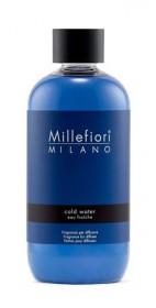 Náplň do aroma difuzéru, Millefiori Natural, Cold Water, provonění 90 dní