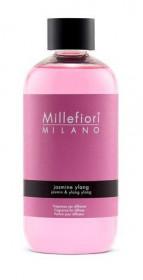 Náplň do aroma difuzéru, Millefiori Natural, Jasmine Ylang, provonění 90 dní