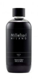 Náplň do aroma difuzéru, Millefiori Natural, Nero, provonění 90 dní