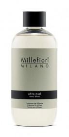 Náplň do aroma difuzéru, Millefiori Natural, White Musk, provonění 90 dní