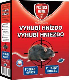 Nástraha na hraboše a potkany, Bayer Garden RODICUM EXTRA, balení 200 g