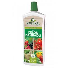 NATURA hnojivo kapalné organické univerzální 1l