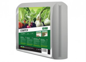 Netkaná textilie pro zeleninu, Nohel Garden STARTEX, rozměr 1.6 x 10 m, bílá