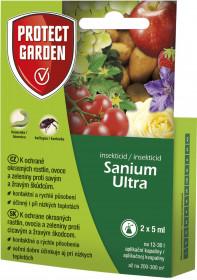 Ochrana proti škůdcům, Bayer Garden SANIUM ULTRA, balení 2 x 5 ml