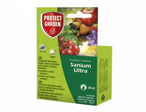 Ochrana proti škůdcům, Bayer Garden SANIUM ULTRA, balení 30 ml