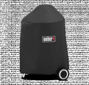 Ochranný obal Weber PREMIUM, na kotlíkové grily průměru 47cm, černý