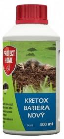 Odpuzovač krtků, Bayer Garden KRETOX BARIERA, balení 500 ml