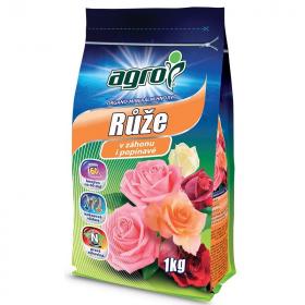 Organo - minerální hnojivo pro ŘŮŽE, Agro, balení 1 kg