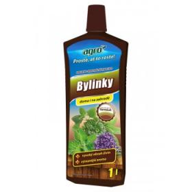 Organo - minerální kapalné hnojivo na BYLINKY, Agro, balení 1 l