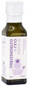 Ostropestřcový olej, Bohemia olej, Raw kvalita, 100 ml
