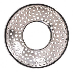 Ozdobný prstenec, Yankee Candle Kensington Silver Metal