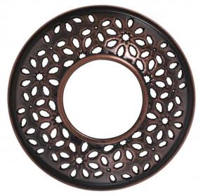 Ozdobný prstenec, Yankee Candle Sheridan Floral Bronze Metal