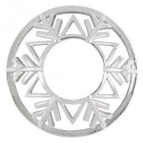 Ozdobný prstenec, Yankee Candle Twinkling Snowflake, Iluma Lid