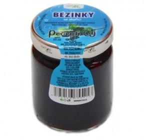 Pečený ovocný čaj, Nature Notea Bezinky se skořicí, mini balení, 55 ml