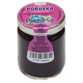 Pečený ovocný čaj, Nature Notea Borůvky s kardamomem, mini balení, 55 ml