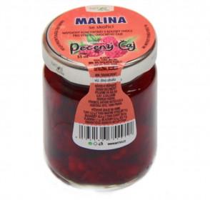 Pečený ovocný čaj, Nature Notea Malina se skořicí, mini balení, 55 ml