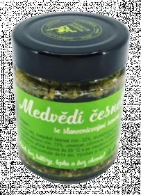 Pesto z medvědího česneku, Hradecké delikatesy, 100 g