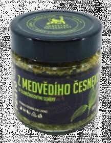 Pesto z medvědího česneku, Hradecké delikatesy, 170 g
