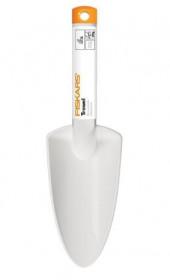 Plastová lopatka na přesazování, Fiskars WHITE, délka 8.2 cm
