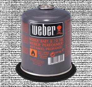 Plynová lahev pro grily Weber Q, objem 445 g