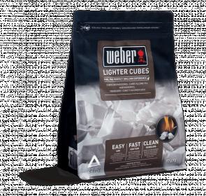 Podpalovací kostky Weber 22ks