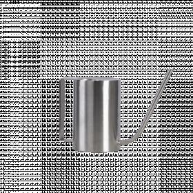 Pokojová konvička, Esschert Design TUBE, objem 1.4 l, nerezová