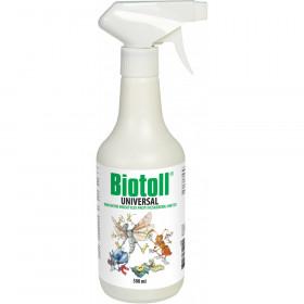 Postřikový likvidátor hmyzu, Unichem BIOTOLL, balení 500 ml