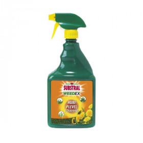 Postřikový likvidátor plevele, Substral WEEDEX HOBBY, balení 750 ml