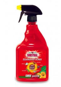 Postřikový likvidátor škůdců, Substral CAREO, balení 750 ml
