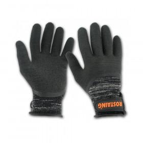 Pracovní rukavice Rostaing MACPRO, pánské, velikost 9, černé