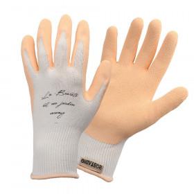 Pracovní rukavice Rostaing NUDE, dámské, velikost 6, bambusové vlákno