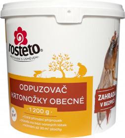 Přírodní odpuzovač KRTONOŽKY OBECNÉ, Rosteto, balení 1.2 kg