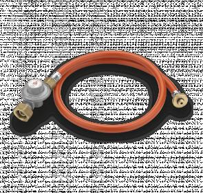 Redukce pro připojení plynové lahve Weber, pro grily řady Q