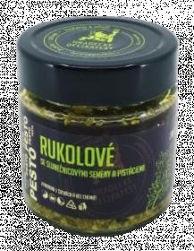Rukolové pesto, Hradecké delikatesy, 170 g