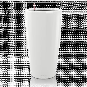 Samozavlažovací květináč Lechuza RONDO 32, komplet set, bílý