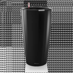 Samozavlažovací květináč Lechuza RONDO 40, komplet set, černý