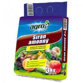 Síran amonný, Agro, balení 3 kg