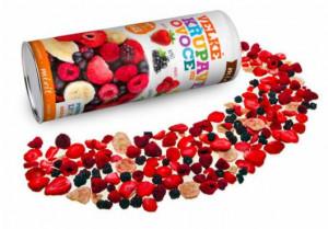 Směs sušeného ovoce, Mixit VELKÉ KŘUPAVÉ OVOCE, dóza, 150 g