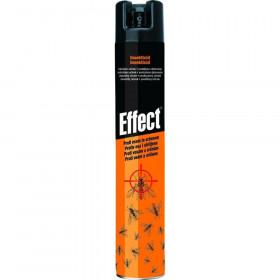 Sprej na vosy a sršně, Unichem EFFECT, balení 750 ml