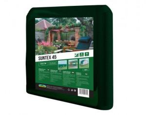 Stínovka s oky pro upevnění, Nohel Garden SUNTEX 45%, rozměr 1 x 5 m, zelená