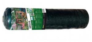 Stínovka s oky pro upevnění, Nohel Garden SUNTEX 65%, rozměr 1.5 x 15 m, zelená