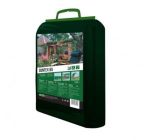 Stínovka s oky pro upevnění, Nohel Garden SUNTEX 65%, rozměr 1.56 x 5 m, zelená