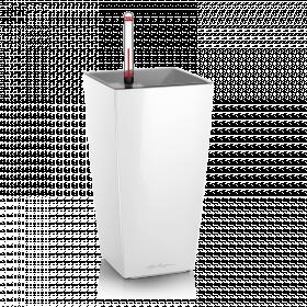Stolní květináč MAXI CUBI komplet set bílý