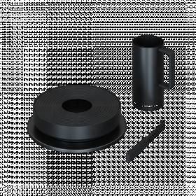 Stolní ocelový gril Ofyr TABL´O, černý