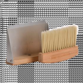 Stolní smetáček a lopatka Esschert Design, skládací, 2 ks