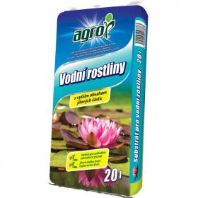Substrát Agro pro vodní rostliny, balení 20 l