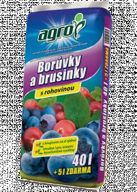 Substrát pro borůvky a brusinky 40l+5l