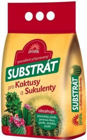Substrát pro kaktusy a sukulenty, Forestina PROFÍK, balení 5 l